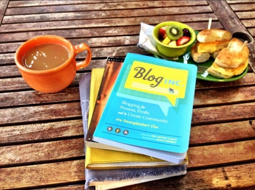 blog.inc book