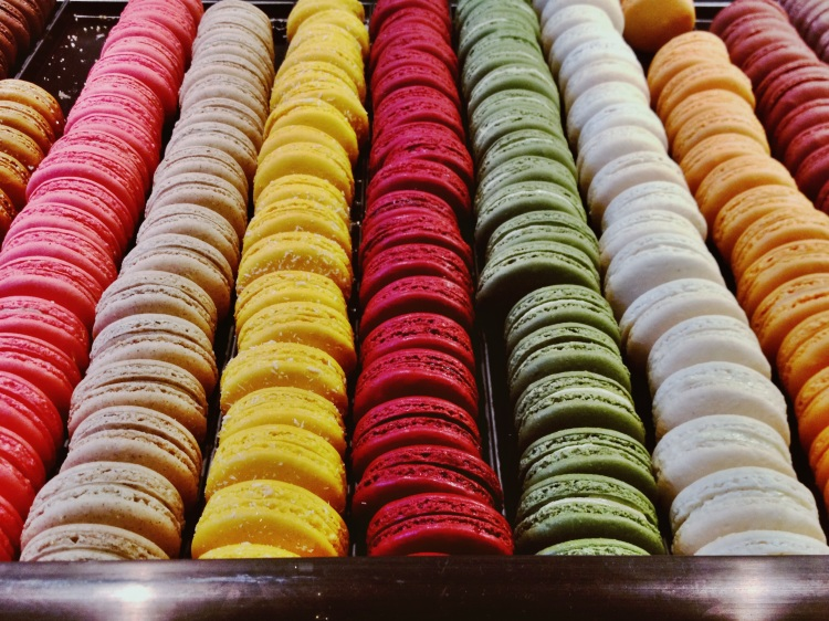 Portland-macarons