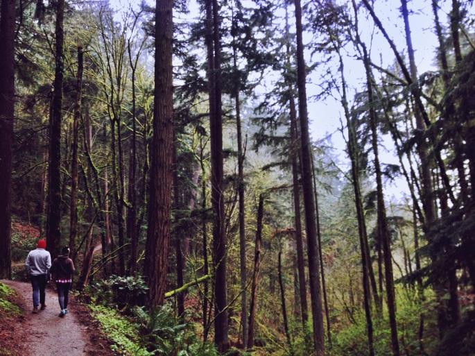 Portland-hike