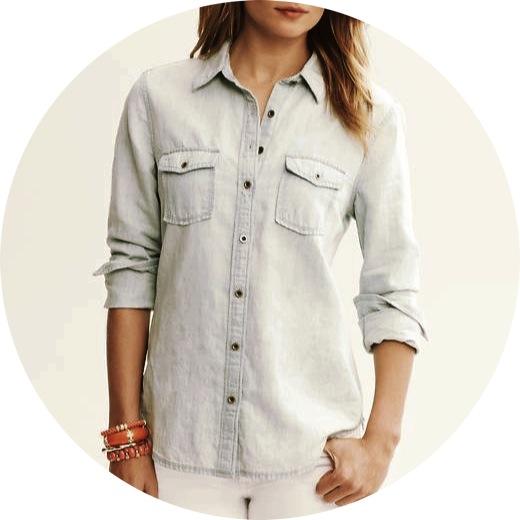 chambray-shirt