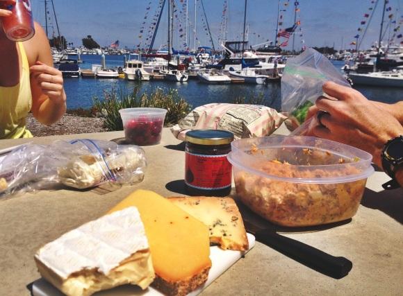 Coronado-picnic