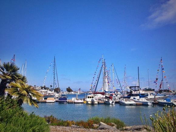 Coronado-boats