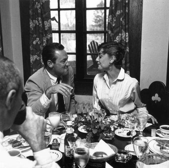 William And Audrey