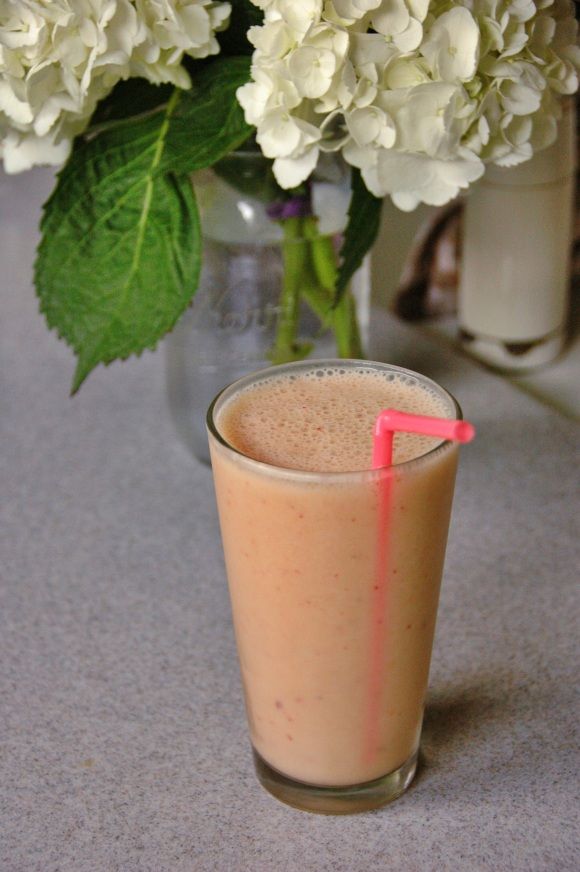 peach-smoothie