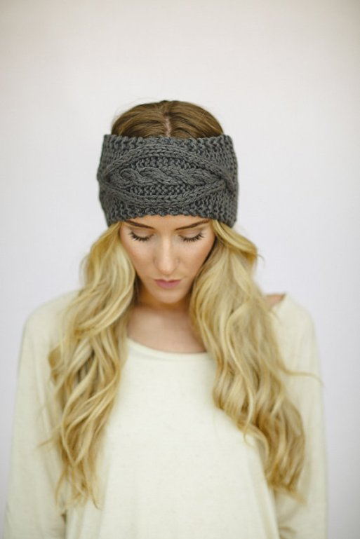 cable-knit-headband